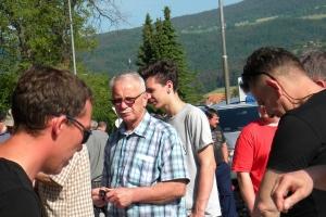 V Slovenski Bistrici - maj 2016