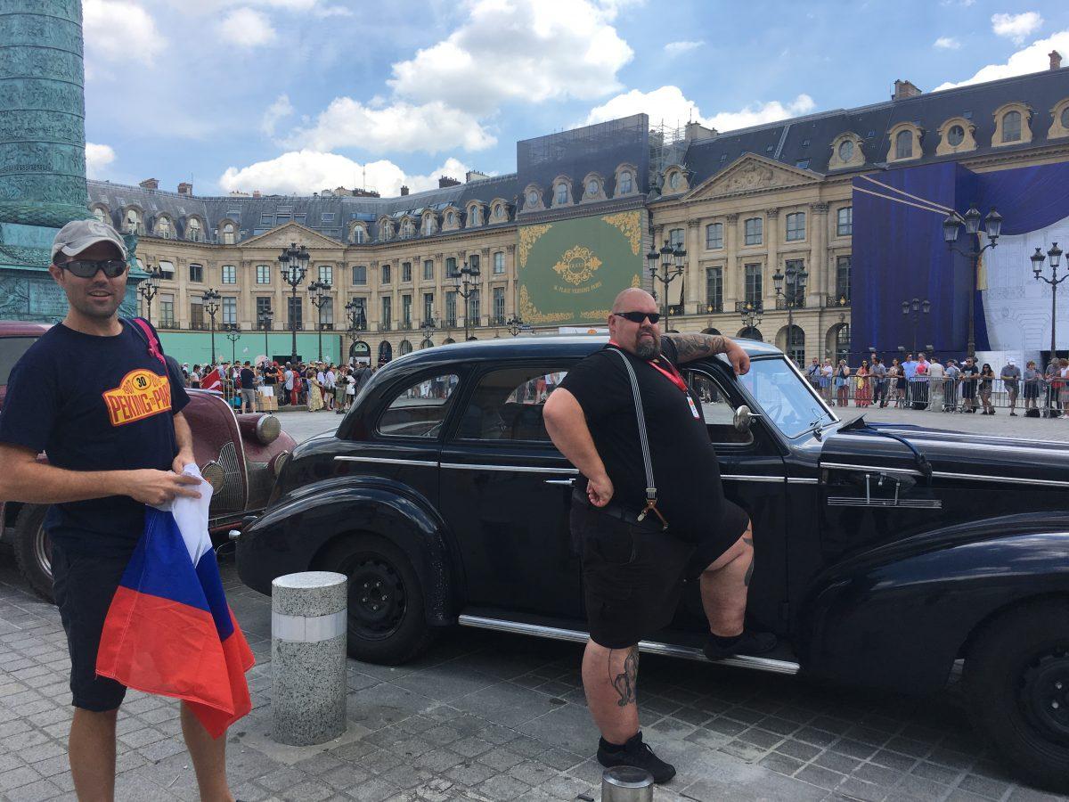 TEKMOVANJE PEKING – PARIZ TUDI PREKO ŠKOFLJICE